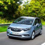 Обновленный Opel Zafira Tourer обзор