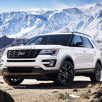 Обновленный Ford Explorer 2016 года фото видео обзор