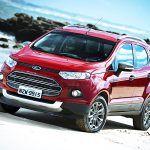 Обновленный Ford EcoSport обзор