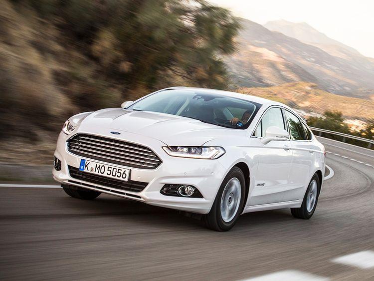 Обновленный Ford Mondeo 2016 года фото видео обзор