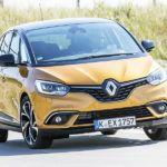 Обновленный Renault Scenic