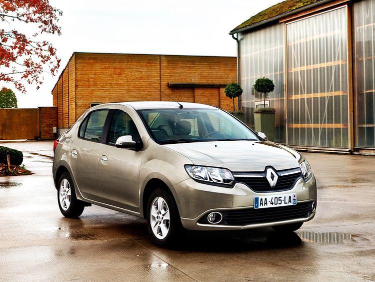 Обновленный Renault Symbol 2016 года фото видео обзор