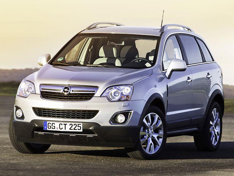 Обновленный Opel Antara 2016 года фото видео обзор