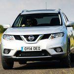 Nissan X-Trail обзор