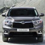 Обновленная Toyota Highlander 2016 года фото видео обзор