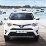 Обновленная Toyota Rav 4 2016 года фото видео обзор