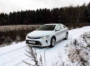 Обновленная Toyota Camry 2016 года фото видео обзор
