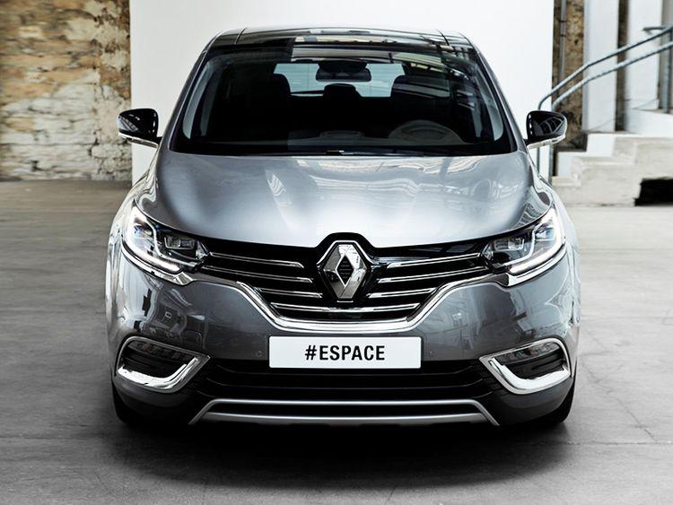 Обновленный Renault Espace 2016 года фото видео обзор