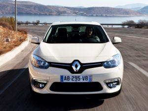 Новый Renault Fluence 2016 года фото видео обзор