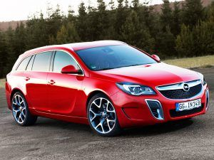 Новый Opel Insignia CT, Coutry Tourer 2016 года фото видео обзор