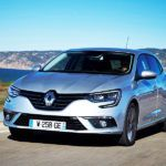 Renault Megane 2016 года