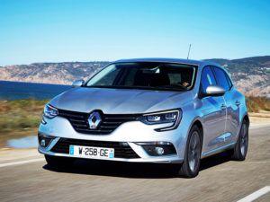 Обновленный Renault Megane 2016 года фото видео обзор