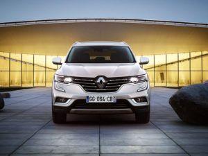 Новый Renault Koleos 2016 года фото видео обзор
