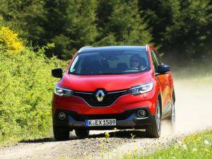 Обновленный Renault Kadjar 2016 года фото видео обзор