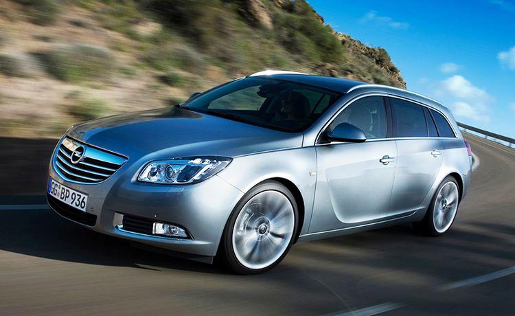Новый Opel Insignia Sports Tourer, седан, хетчбэк 2016 фото видео обзор