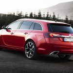 Opel Insignia CT, Coutry Tourer Обзор