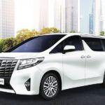Toyota Alphard обзор