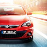 Opel Astra GTS обзор