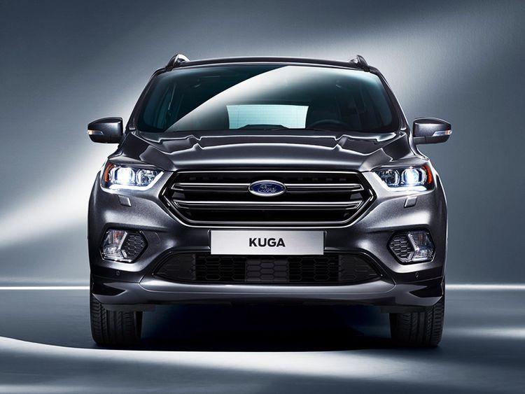 Новый Ford Kuga 2016 года фото видео обзор