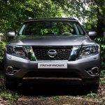 Обновленный Nissan Pathfinder обзор