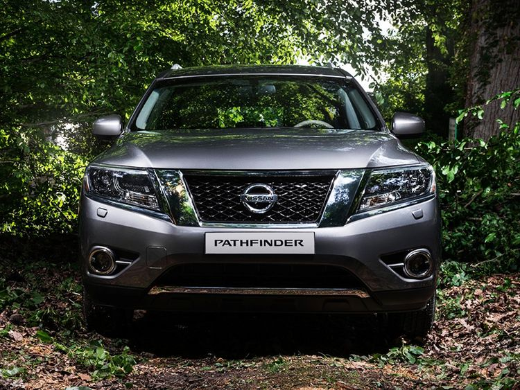 Обновленный Nissan Pathfinder 2016 года фото видео обзор