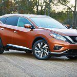 Новый Nissan Murano обзор