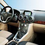 Комплектации Opel Antara