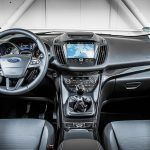 Новый Ford Kuga обзор