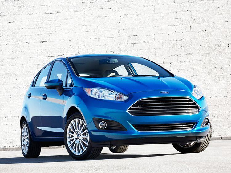 Обновленный Ford Fiesta 2016 года фото видео обзор