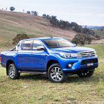 Обновленная Toyota Hilux 2016 года фото видео обзор