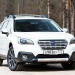 Обзор Subaru Outback 2017