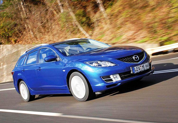 Обновленная Mazda 6 2016 года фото видео обзор