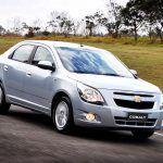 Chevrolet Cobalt обзор