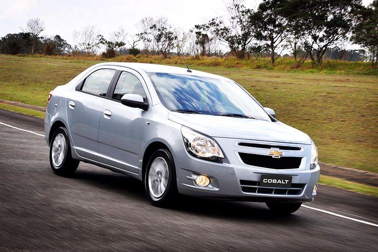Обновленный Chevrolet Cobalt 2016 фото видео обзор