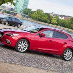Обзор новой Mazda 3 Хетчбэк — Седан