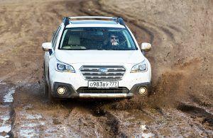 Новая Subaru Outback 2016 года фото видео обзор