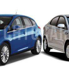 Сравнить Киа Рио и Форд Фокус 3