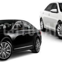 Сравнить Киа Оптима и Тойота Камри