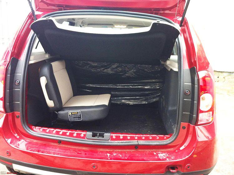 Багажник Рено