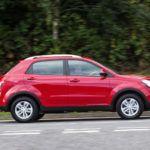 Сравнить Renault Duster и SsangYong Action