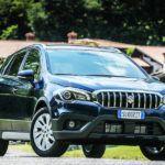 Сравнить Suzuki SX4 и Renault Duster