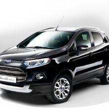 Сравнить Ford Ecosport и Renault Duster