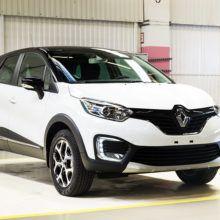 Сравнить Renault Duster и Renault Kaptur