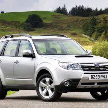 Сравнить Kia Sorento и Subaru Forester