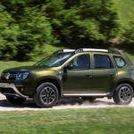 Габариты Renault Duster