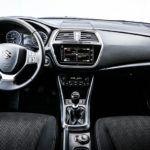 Комплектации Suzuki SX4