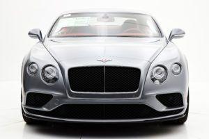 Обновленные Bentley Continental GT купе и Bentley Continental GTV8 купе обзор