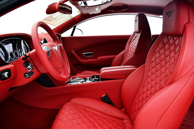 Комплектации Bentley Continental GTV8 coupe