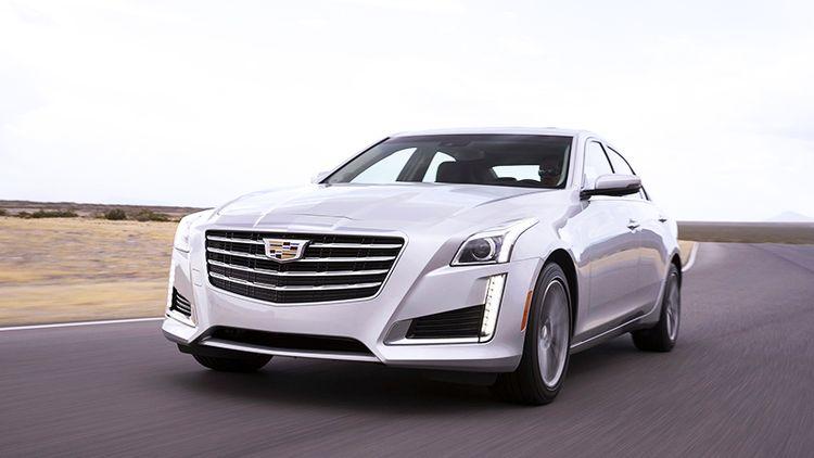 Актуализированный Cadillac CTS обзор