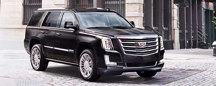 Новый Cadillac Escalade 2017 года